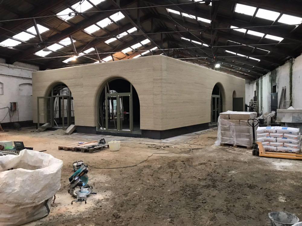 Building With Hempcrete A10studio